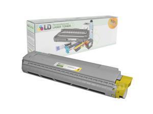 LD © Remanufactured Okidata 44059213 Yellow Laser Toner Cartridge