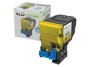 LD © Remanufactured High Yield Yellow Laser Toner Cartridge for Konica-Minolta A0X5230