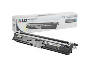 LD © Compatible Replacement for Konica Minolta A0V301F High Yield Black Laser Toner Cartridge for use in Konica Minolta MagiColor ...
