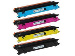 LD © Remanufactured Brother TN115 Set of 4 High Yield Laser Toner Cartridges Includes: 1 TN115BK Black, 1 TN115C Cyan, 1 ...