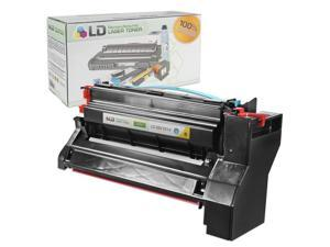 LD © Remanufactured Extra High Yield Yellow Laser Toner Cartridge for IBM 39V1914