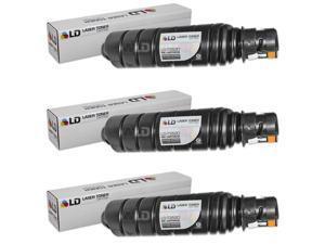 LD © 3 Toshiba Compatible T3520 Black Toner Cartridges