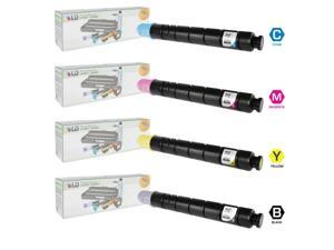 LD © Compatible Canon (GPR30) Set of 4 Toner Cartridges: 1(Black/Cyan/Magenta/Yellow) for for ImageRunner Advance C5045, ...