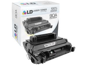 LD Compatible Replacement Laser Toner Cartridge for HP CE390A Black for LaserJet Enterprise 600 M4555h MFP, 600 M603dn, M603xh, ...