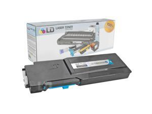 LD © Xerox Compatible 106R02225 / 106R2225 High Capacity Cyan Laser Toner Cartridge for use in the Phaser 6600, 6600dn, 6600n, ...