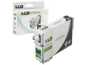 LD © Remanufactured Replacement for Epson T079120 (T0791) Black High Yield Ink Cartridge for use in Epson Stylus 1400 & Artisan ...
