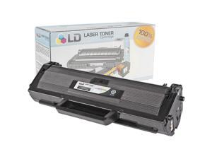 LD © Compatible Alternative Toner to Replace Samsung Laser Cartridge MLT-D104S Black Toner for ML-1665
