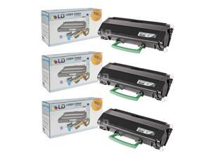 LD © Compatible Dell 330-2650 (RR700) Set of 3 High Yield Black Toner Cartridges for your Dell 2330/2350 Printers