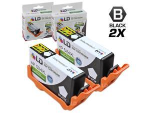 LD Remanufactured Replacement for Hewlett Packard HP 564XL / 564 CN684WN Set of 2 ink Cartridges:SHOWS ACCURATE LEVELS