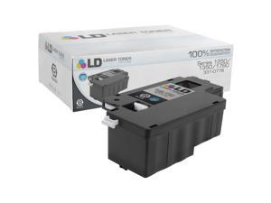 LD © Compatible Toner to Replace Dell 3K9XM / 331-0778 High Yield Black Toner Cartridge for use in the Color Laser C1760nw, ...