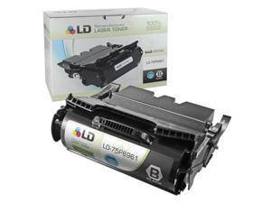 LD © Compatible HY Black Laser Toner Cartridge for IBM 75P6961 (1532, 1552, 1572 Series Printers)