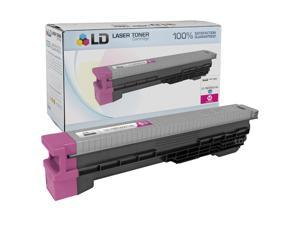 LD © Compatible High Yield Magenta Laser Toner Cartridge for Canon 7627A001AA (GPR11 M)