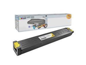 LD © Compatible Sharp MX-31NTYA Yellow Laser Cartridge (MX31NTYA)