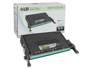 LD © Remanufactured Replacement for Samsung CLT-K508L High Yield Black Laser Toner Cartridge for use in Samsung CLP-620ND, ...