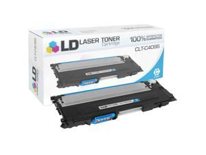 LD © Products' Replacement CLT-C409S Cyan Laser Toner Cartridge for use in Samsung CLP-315, CLP-310, CLP-310N, CLP-315W, ...
