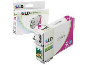 LD © Remanufactured Replacement for Epson T079320 (T0793) Magenta High Yield Ink Cartridge for use in Epson Stylus 1400 & ...