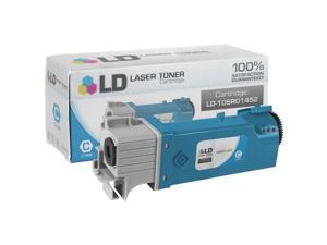 LD © Compatible Replacement for Xerox 106R01452 Cyan Laser Toner Cartridge for use in Xerox Phaser 6128MFP, and 6128MFP/N ...