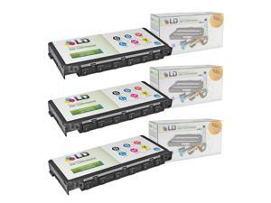 LD © Remanufactured Epson T5570 Set of 3 Black Inkjet Cartridges for use in Epson PictureMate, PictureMate Deluxe Viewer ...