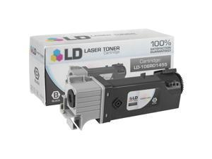 LD © Compatible Replacement for Xerox 106R01455 Black Laser Toner Cartridge for use in Xerox Phaser 6128MFP, and 6128MFP/N ...