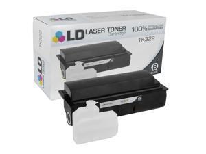 LD © Compatible Kyocera Mita TK322 Black Laser Toner Cartridge for the FS-3900DN
