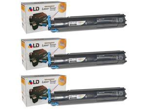 LD © Compatible Canon 0386B003AA (GPR22) Set of 3 Black Laser Toner Cartridges for use in the following: Canon ImageRunner ...