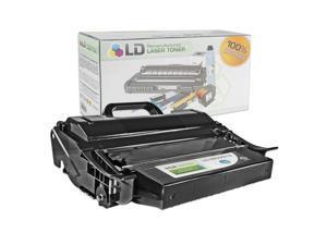 LD © Remanufactured High Yield Black Laser Toner Cartridge for IBM 39V2513