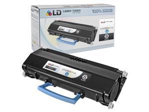 LD © Compatible E360H11A High Yield Black Laser Toner Cartridge for Lexmark