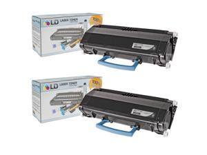 LD © Compatible Dell 330-5210 (U902R) Set of 2 Black Toner Cartridges for your Dell 3330dn Printers