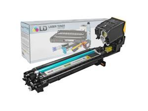 LD © Remanufactured High Yield Yellow Laser Toner Cartridge for Konica-Minolta A0WG07F