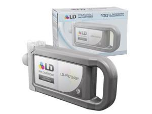 LD © Compatible Canon PFI-704GY Gray Ink Cartridge