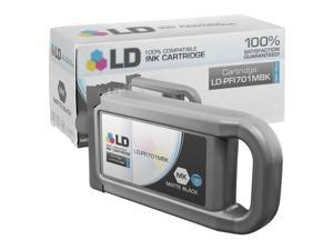 LD © Compatible Replacement for Canon PFI-701MBK HY Matte Black Pigment Inkjet Cartridge for use in Canon imagePROGRAF iPF8000, ...