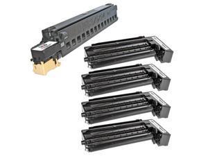 LD © Compatible Xerox 006R01278 / 6R1278 Set of 3 Black Laser Toner Cartridges