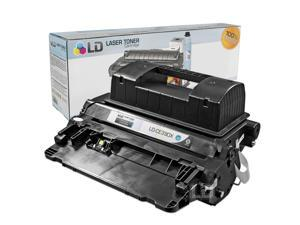LD © Compatible Replacement Laser Toner Cartridge for Hewlett Packard CE390X (HP 90X) High-Yield Black