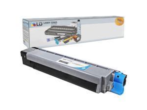 LD © Okidata Compatible 44059111 (Type C14) Cyan Laser Toner Cartridge for the Oki C830