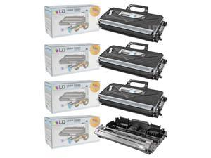 LD © Compatible Brother TN360 Toner and DR360 Drum Combo Pack