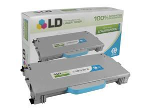 LD © Remanufactured Replacement for Lexmark C5000H2CG Cyan Laser Toner Cartridge for use in Lexmark C500n, X500n, and X502n ...