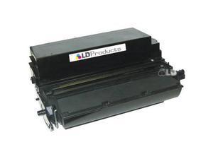 LD © Remanufactured Black Laser Toner Cartridge for Lexmark / IBM 1380950 (IBM 4039)