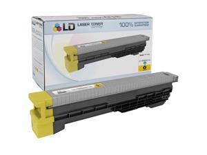 LD © Compatible High Yield Yellow Laser Toner Cartridge for Canon 7626A001AA (GPR11 Y)