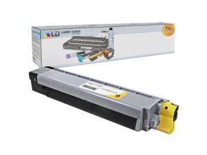 LD © Okidata Compatible 44059109 (Type C14) Yellow Laser Toner Cartridge for the Oki C830