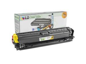 LD © Remanufactured Replacement Laser Toner Cartridge for Hewlett Packard CE742A (HP 307A) Yellow