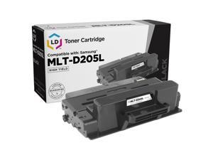 LD © Compatible Alternative to Samsung MLT-D205L High Yield Black Laser Toner Cartridge for ML-3312ND