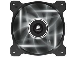 Corsair Air Series AF120 LED Quiet Edition High Airflow Fan Single Pack - White (CO-9050015-WLED)