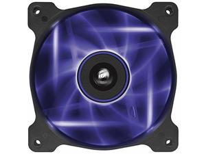 Corsair Air Series AF120 LED Quiet Edition High Airflow Fan Single Pack - Purple (CO-9050015-PLED)