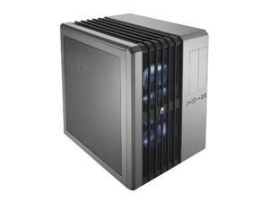 Corsair Carbide Series Air 540 ATX Cube Case - Steel Silver (CC-9011034-WLED)