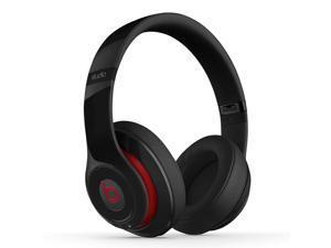 Beats By Dr. Dre Studio Wireless Over-Ear Headphones - Black/Red
