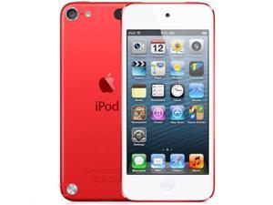 Apple iPod 5th Gen (MD749LL/A) 32GB Red w/ iSight Camera