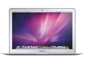 "Apple MacBook Air MC503LL/A Intel Core 2 Duo 1.83GHz 2GB Memory 128GB HDD 13.3"" Macbook Mac OS X v10.7 Lion"