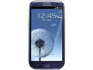 Samsung Galaxy S III I9300 Unlocked GSM Cell Phone Pebble Blue