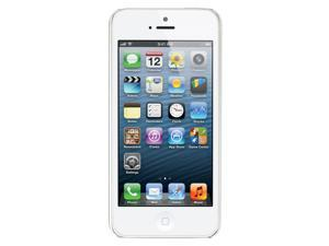Apple iPhone 5 GSM UNLOCKED White 64GB (MD643LL/A) (2012)