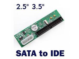 2.5 Inch/3.5 Inch Drive SATA to ATA IDE Converter Adapter